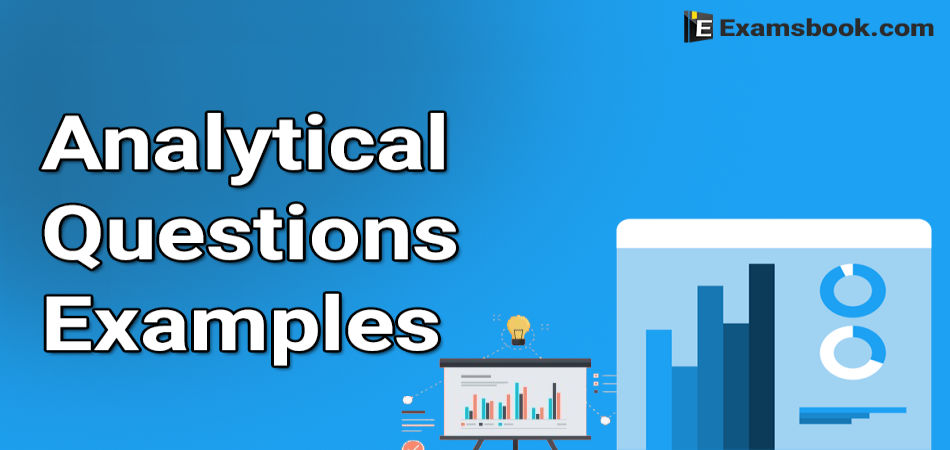 analytical questions examples
