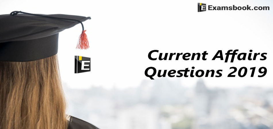 Current-Affairs-Questions-2019-September-4th
