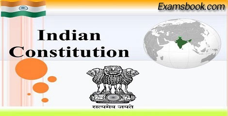 Indian Constitution GK Questions and Answers for Competitive