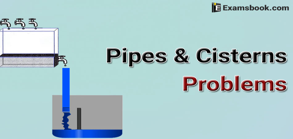 pipes and cisterns problems