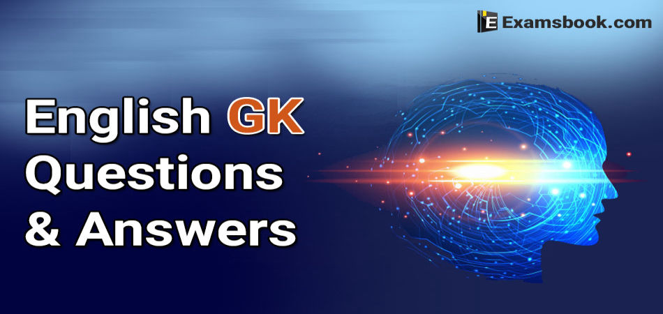 English-GK-Questions-and-Answers