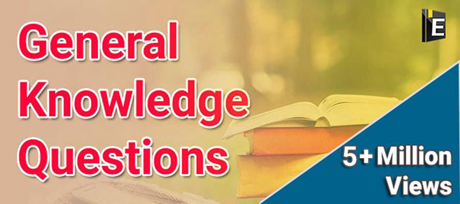 GK Questions 2019 - Basic General Knowledge Questions and