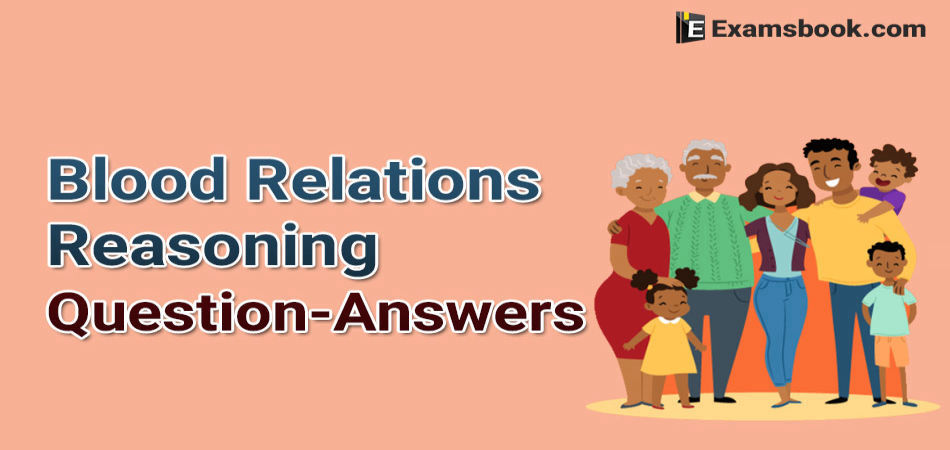 Blood Relations Reasoning Questions