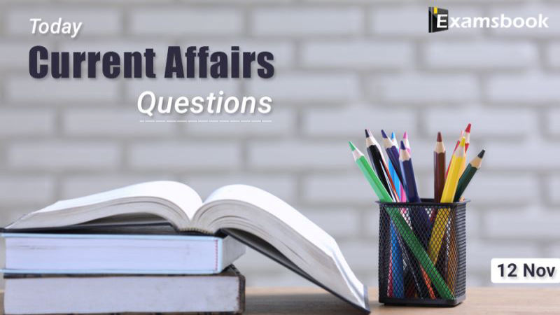 Today Current Affairs Questions