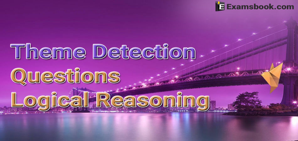 theme detection questions