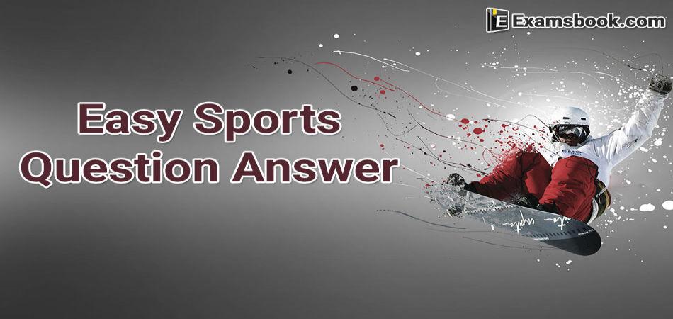 Sports GK