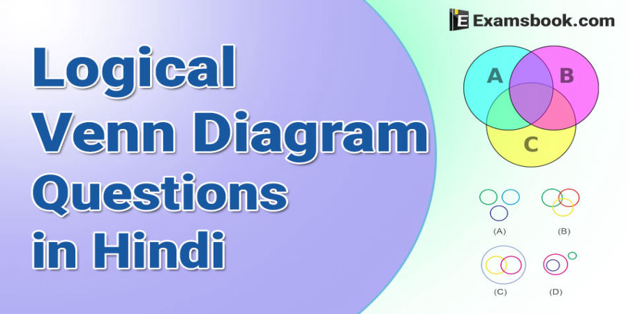 Logical venn diagram questions in hindi for ssc and bank exams ccuart Image collections