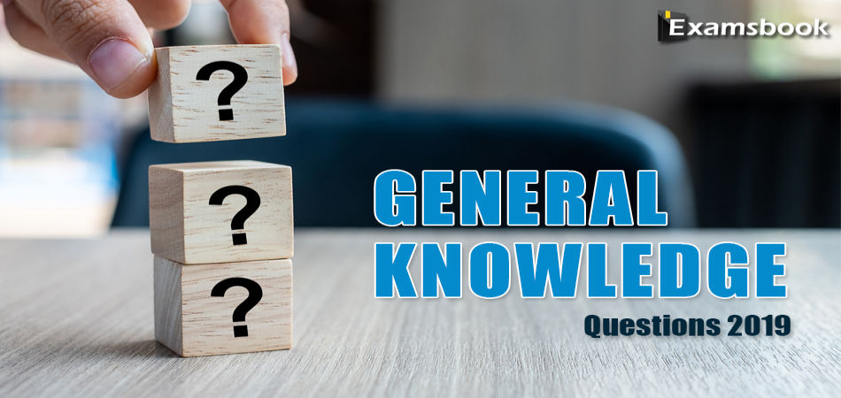 important general knowledge questions