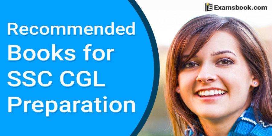 Recommended books for SSC CGL
