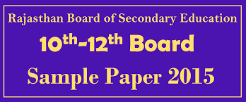 Rajasthan board class 10th English notes and important questions