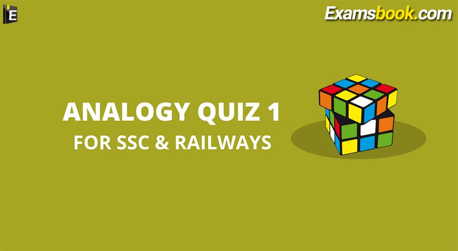 Analogies Logical MCQ Questions Of Reasoning