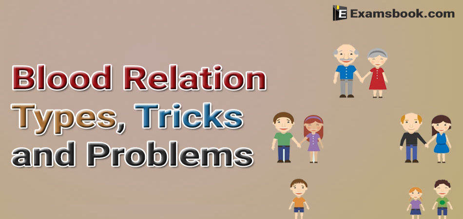 types of blood relation problems