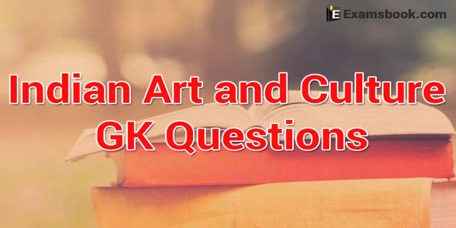 Indian Cultural Questions and answers