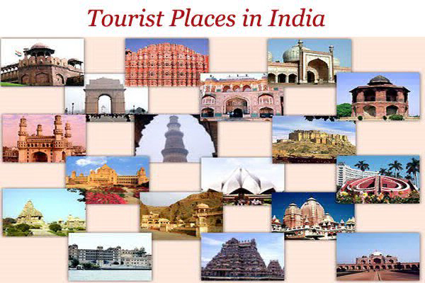 Famous places in India GK