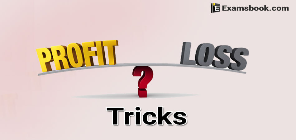 profit loss tricks