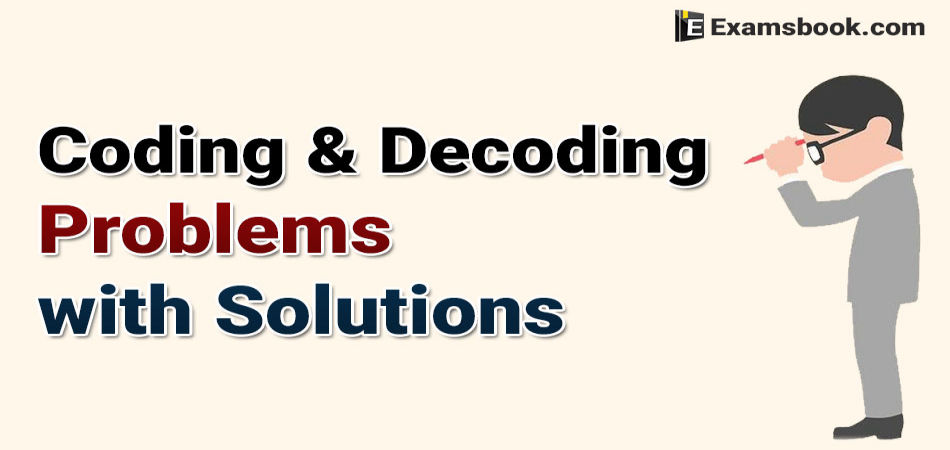 Coding and Decoding Reasoning Problems with Solutions for SSC and