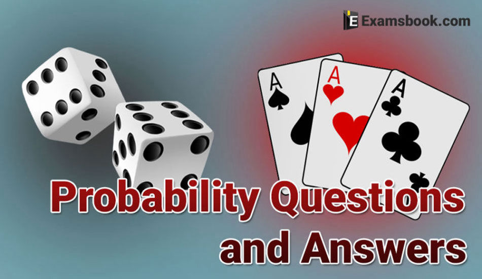 Probability Questions and Answers for Bank Exams and SSC