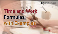 time and work formulas