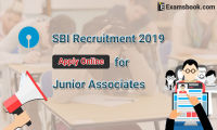 sbi recruitment 2019 junior associates