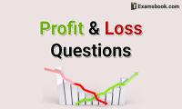 profit loss questions