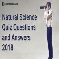 Natural Science Quiz