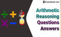 arithmetic reasoning questions and answers