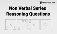 non verbal series reasoning