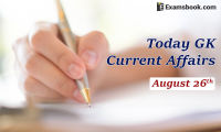 Today-GK-Current-Affairs-August-26th