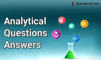 analytical questions and answers