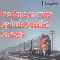 Problems on trains questions