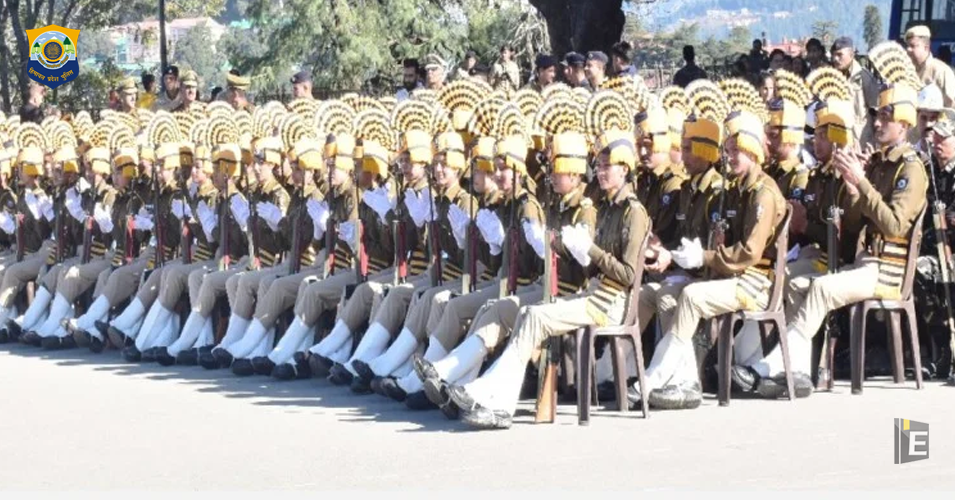 HP Police Recruitment 2021 -  Notification for 1334 Constable