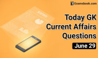 Today-GK-Current-Affairs-Questions-June-29th