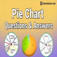 pie chart questions and answers