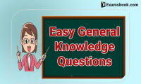 Easy General Knowledge Questions