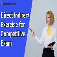 Direct and Indirect Exercise