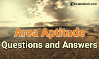 Area questions and answers