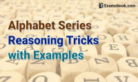 alphabet series reasoning tricks