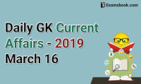Daily-GK-Current-Affairs-2019-March-16