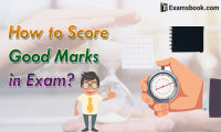 how to score good marks in exam