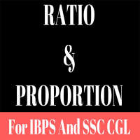 Ratio and Proportion Questions and answers