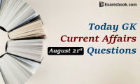 Today-GK-Current-Affairs-QuestionsAugust-21st