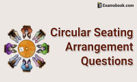 circular seating arrangement questions