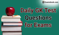 Daily GK Test Questions