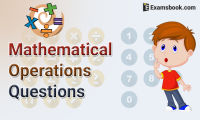 mathematical operations questions