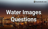 water images questions