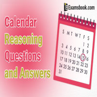 Reasoning calendar question