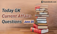 Today-GK-Current-Affairs-Questions-June-20th