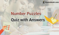 number puzzles with answers