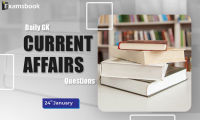 daily gk current affairs question jan 24th