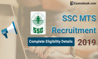 ssc mtc recruitment notification 2019